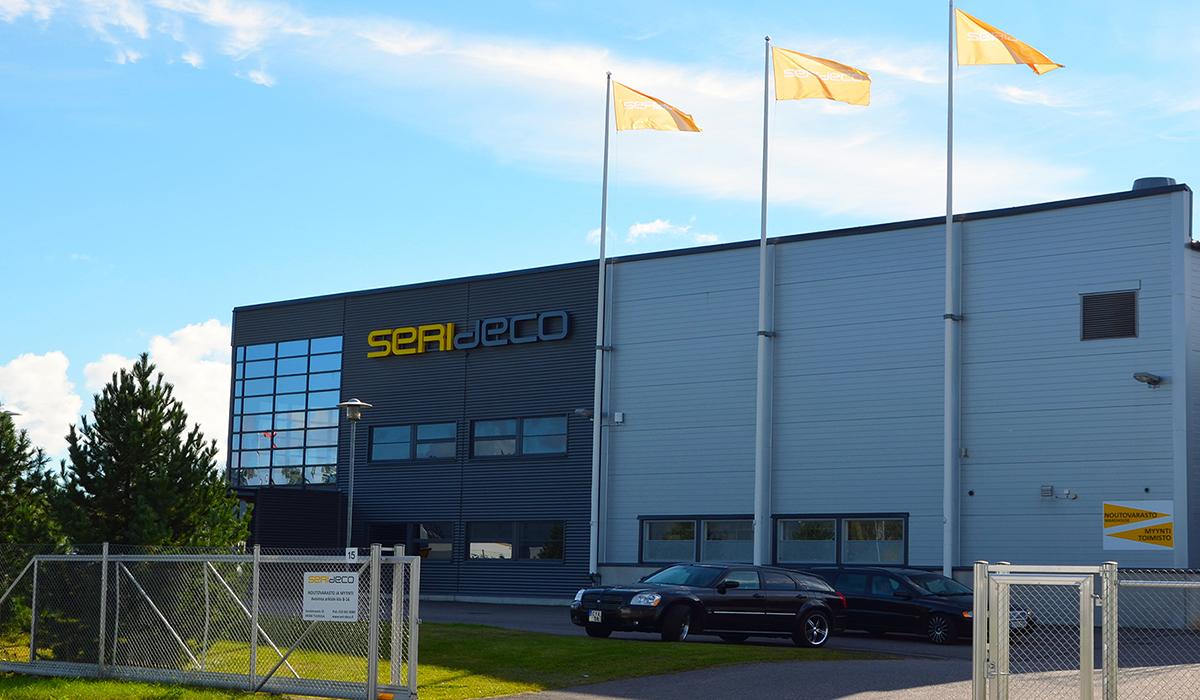 Seri Deco facility Finland